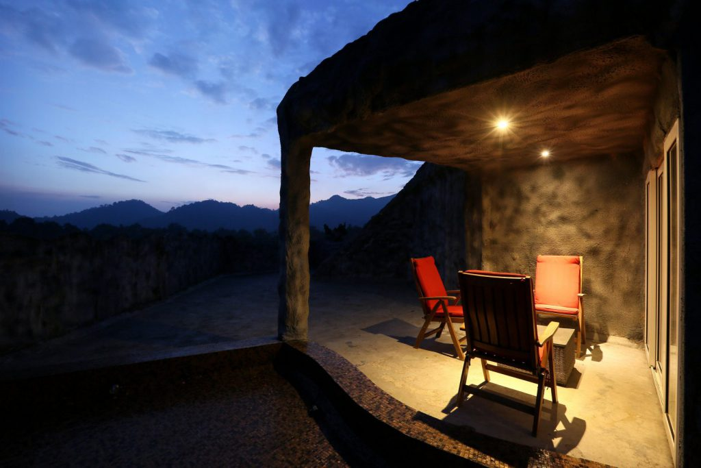 Hotel in JIM Corbett, Brys Caves