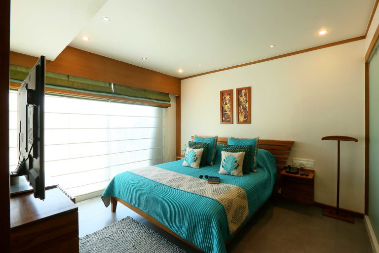 Luxurious room in Jim Corbett