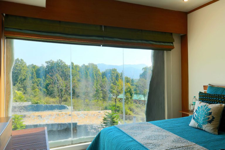 Luxurious room in Jim Corbett, Brys Caves